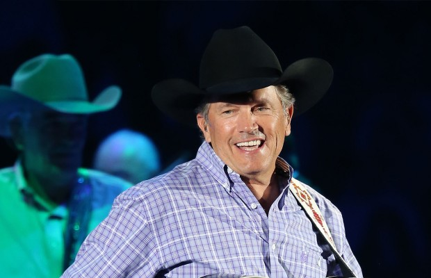 George Strait is on the verge of 60 for 60!