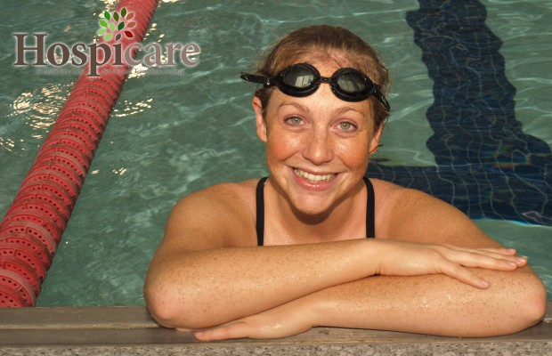 Women Swimmin' for Hospicare