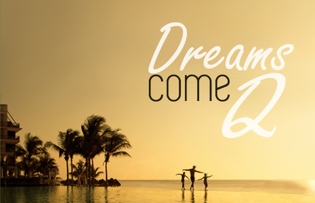 """Dreams Come Q!"""